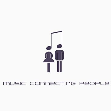 Music Connecting people by jaxters