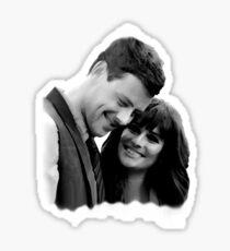 """I adore him, he's mine."" Sticker"