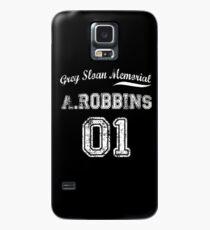 Arizona Robbins Hülle & Klebefolie für Samsung Galaxy