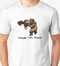 Eagle Vs. Bear T-Shirt