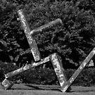 Cubi XXVI - David Smith - 1965 by Matsumoto