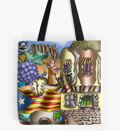 Catalonia Tote Bag