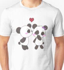 Panda Love Apparel  T-Shirt