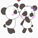 Panda Love Apparel  von charsheee