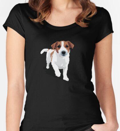 Casmara/JR Tallyho Tootsie Women's Fitted Scoop T-Shirt