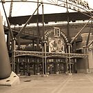 Comerica Park - Detroit Tigers by Frank Romeo