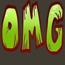 OMG by bristlybits