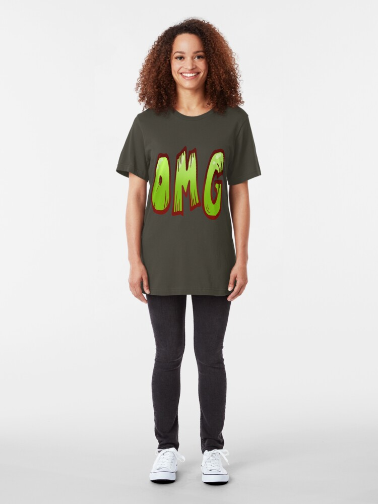 Alternate view of OMG Slim Fit T-Shirt