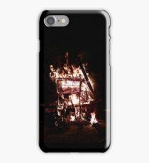 Trolley Fire iPhone Case/Skin