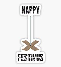 Happy festivus gifts merchandise redbubble happy festivus sticker 288 happy festivus greeting card m4hsunfo
