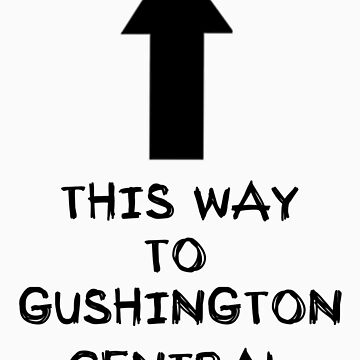 My Mad Fat Diary - Gushington Central  by Dracmort
