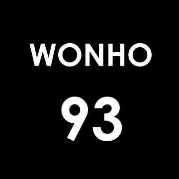 Monsta X - Wonho by jamillakhama
