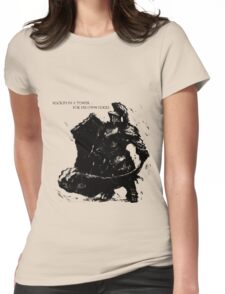 Havel The Rock Womens Fitted T-Shirt
