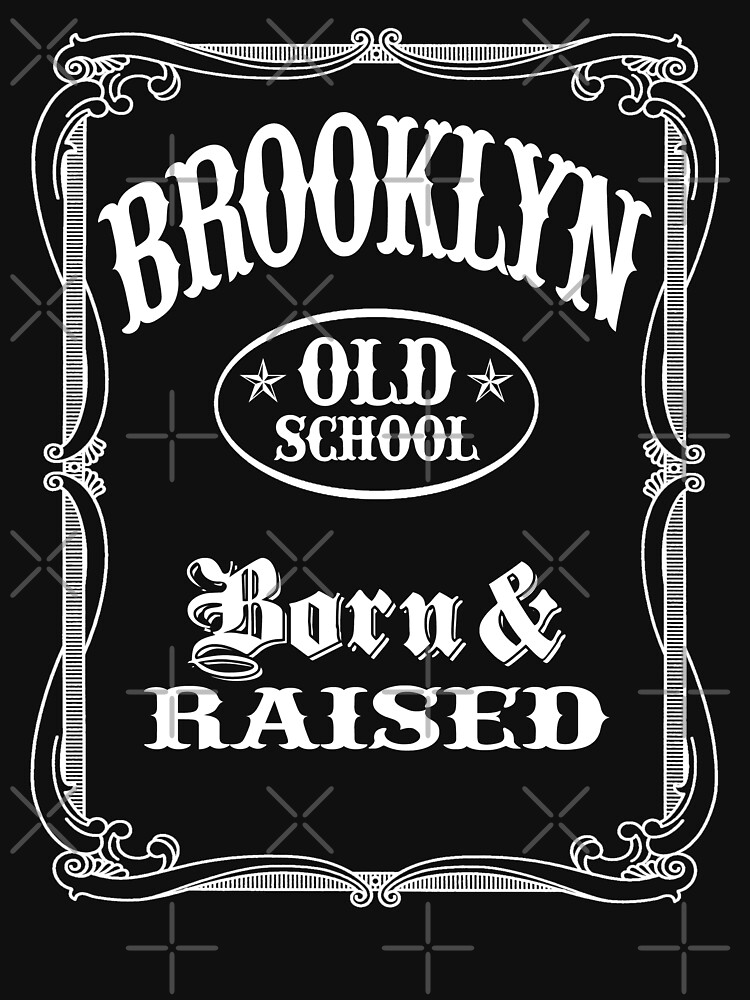 Brooklyn New York Old School by robotface