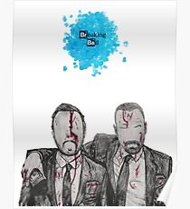 Jesse and Mr White Poster