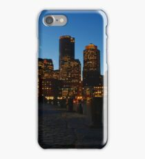 Boston Harbour iPhone Case/Skin