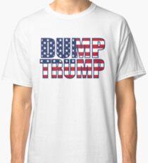 Patriotic Dump Trump  Classic T-Shirt