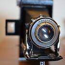 Kodak No. 1 Kodamatic by Graham Beatty