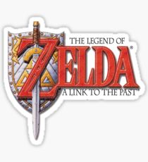Zelda A Link to the Past Sticker