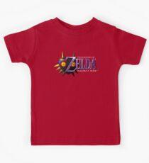 Zelda Majora's Mask Kids Tee