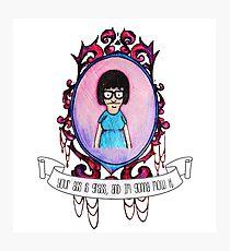 Tina! Photographic Print