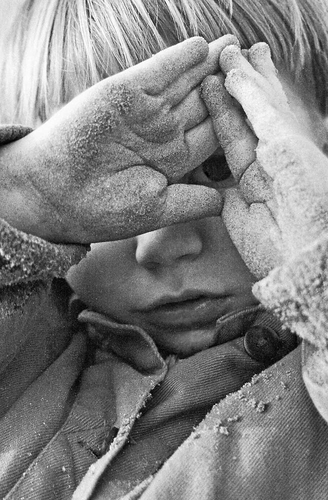 Sandy Hands by Heather Buckley