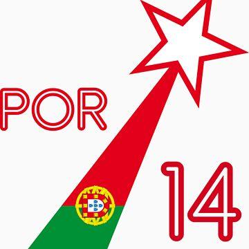 PORTUGAL STAR  by eyesblau