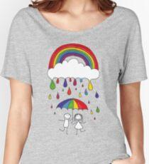 Rainbow Magic Women's Relaxed Fit T-Shirt