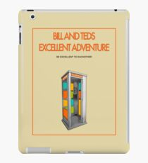 Bill And Ted's Excellent Adventure - Beige iPad Case/Skin