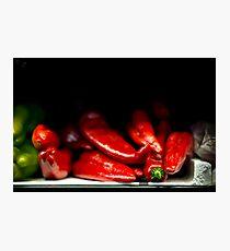 Spicy!!! Photographic Print
