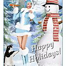 Happy Holidays! You've Got My Nose! by Alicia Hollinger