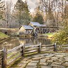 Mabry Mill by Gregory Ballos