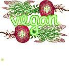 vegan? by bristlybits