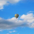 Hot Air Balloon Ride II by ValSteve59