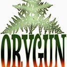 oregon. by bristlybits
