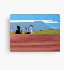 Cressy Rural Canvas Print