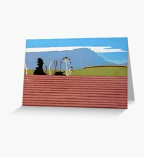 Cressy Rural Greeting Card