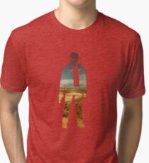 New Mexico Tri-blend T-Shirt