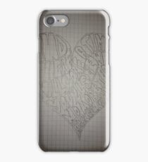 Mumford&Sons iPhone Case/Skin