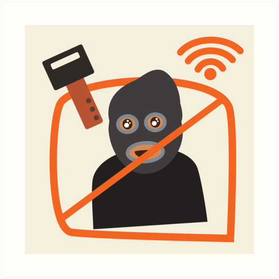 No Hacker WIFI by koratmember
