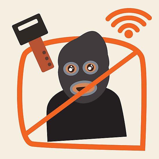 No Hacker WIFI by koratmember