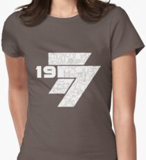 1977 Women's Fitted T-Shirt