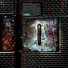 Old Melbourne Gaol by Gavin Kerslake