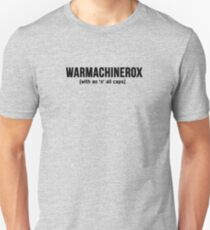 WARMACHINEROX Unisex T-Shirt