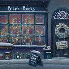 Black Books Christmas by illustore