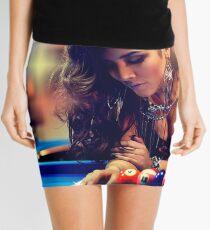 Model Mini Skirt
