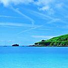 Longis Beach - Alderney by NeilAlderney
