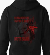 Into the badlands Classic T-Shirt Pullover Hoodie