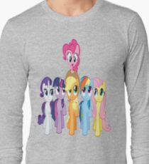Pinkie and Friends Long Sleeve T-Shirt