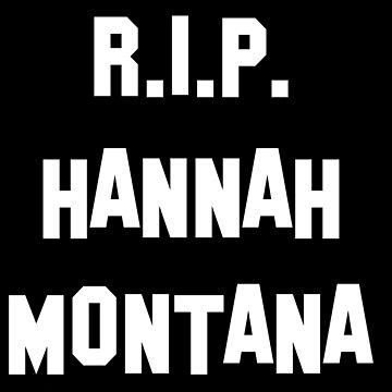 MEIN RISS Hannah Montana Hemd! von ZVCHWILLIAMS